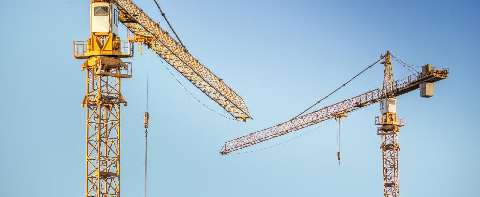 Cargo crane technical inspection